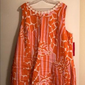 NWT Lilly Pulitzer for Target Shift Dress - 24W